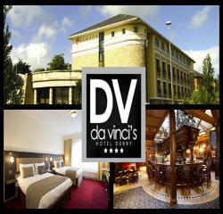 Ramada Da Vincis Hotel Derry