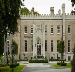 Bellingham Castle Louth