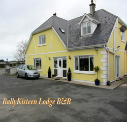 Ballykisteen Lodge B&B Tipperary