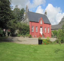 The Hall Greene Bed and Breakfast Donegal