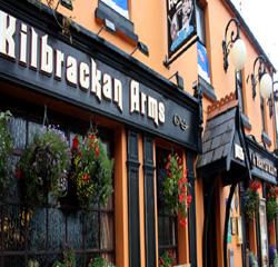 Kilbrackan Arms Hotel Leitrim