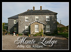 Moate Lodge Bed and Breakfast Kildare