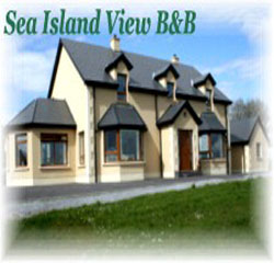 Sea Island View B&B Donegal