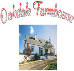 Oakdale Farmhouse Bed and Breakfast Donegal